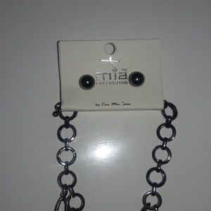 Mia Collection Earrings/Necklace